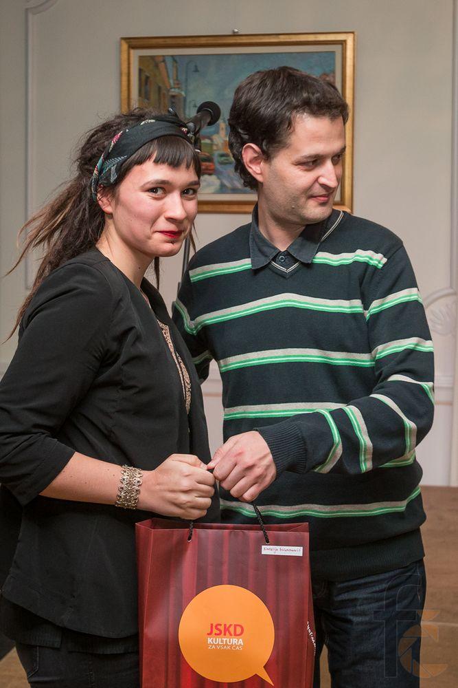Natalija in David