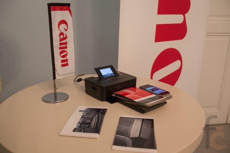Tiskalnik Selphy podpornika fotonatecaja Canon Slovenija