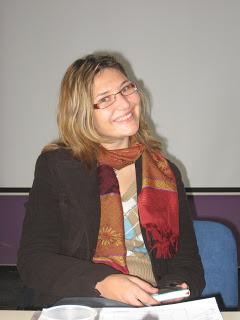 Tanja Ahlin