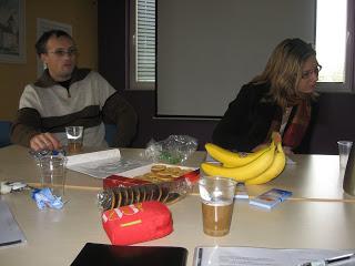 delavnica, Robi in Tanja